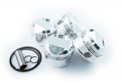 Forged Piston Set, CP, F3 Spec